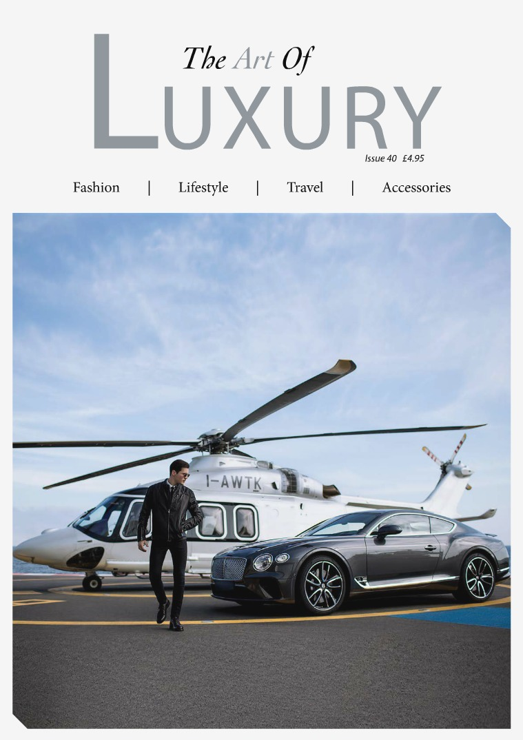 The Art Of Luxury Issue 40 2019