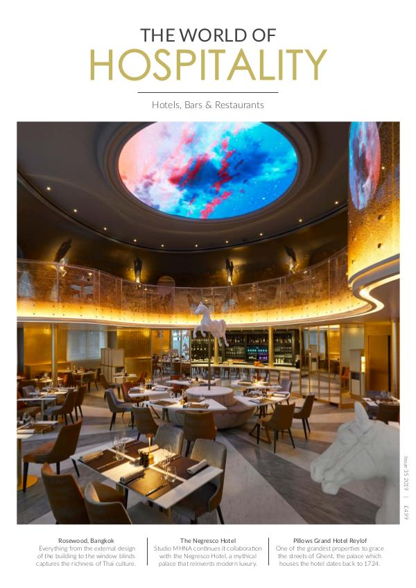 The World of Hospitality Issue 35 2019
