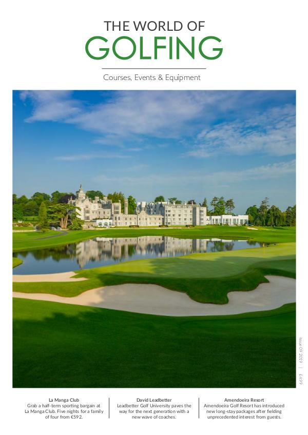 The World of Golfing Issue 09 2019