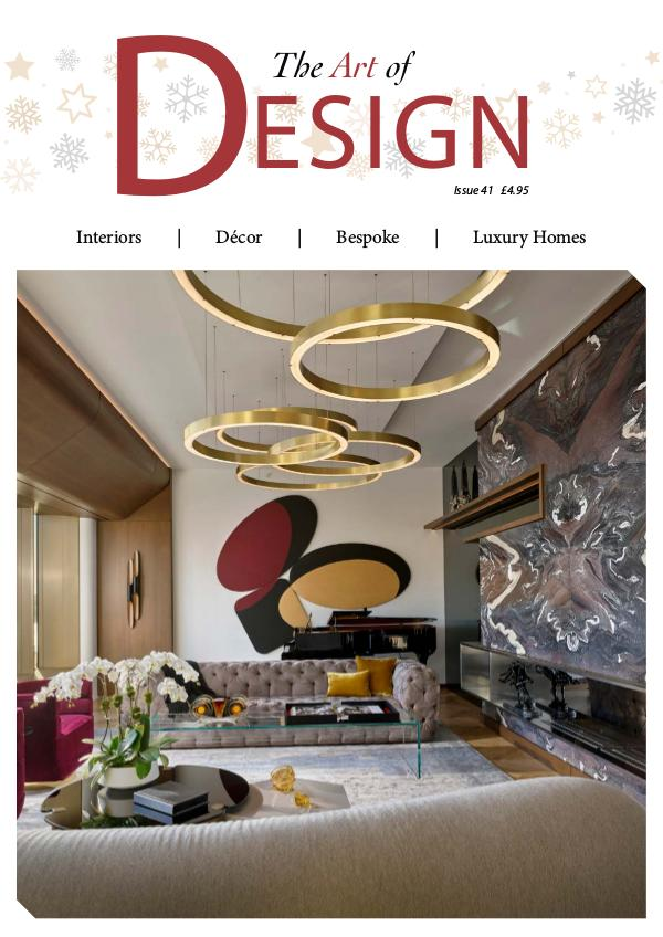 The Art Of Design Issue 41 2019