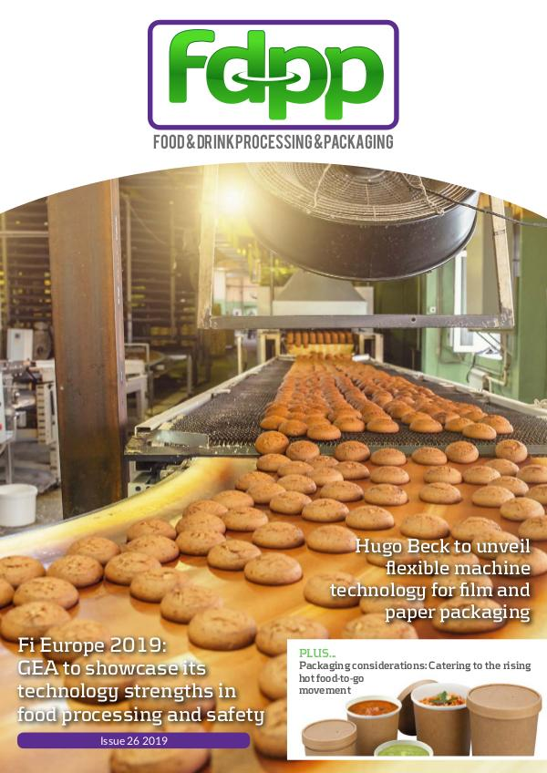 Food & Drink Process & Packaging Issue 26 2019