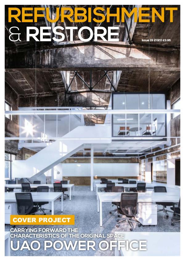 Refurbishment and Restore Issue 19 2020