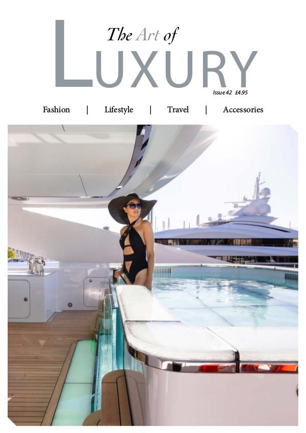 The Art of Luxury Issue 42 2020