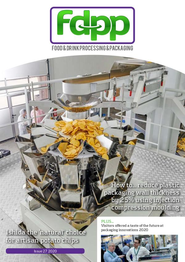 Food & Drink Process & Packaging Issue 27 2020