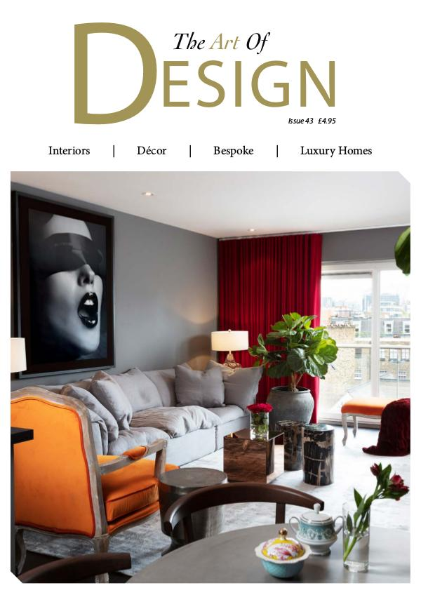 The Art of Design Issue 43 2020