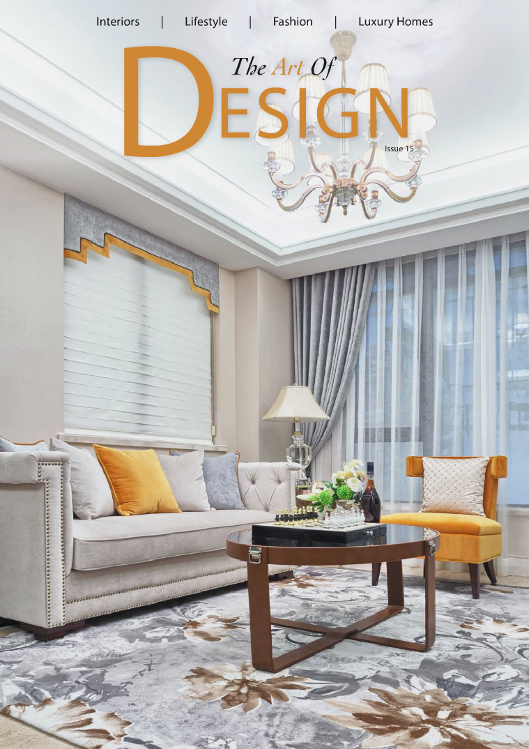 The Art Of Design Issue 15 2015