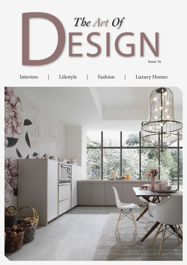 The Art of Design Issue 16 2015