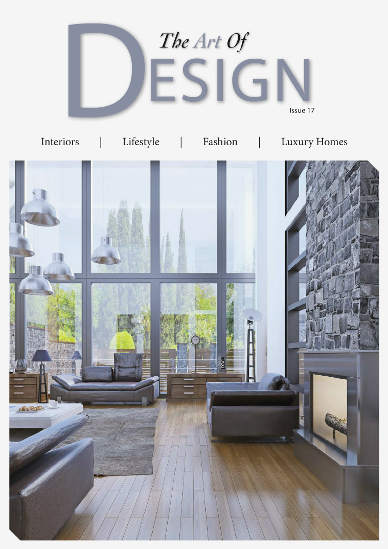 The Art of Design Issue 17 2015