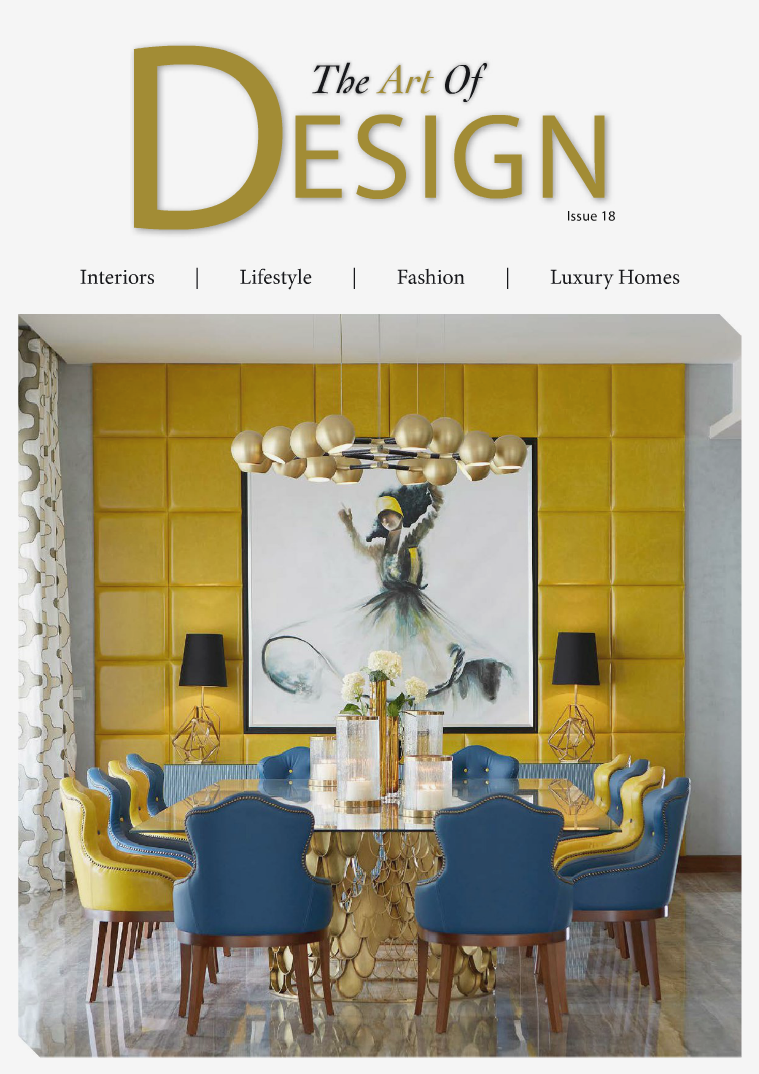 The Art of Design Issue 18 2016