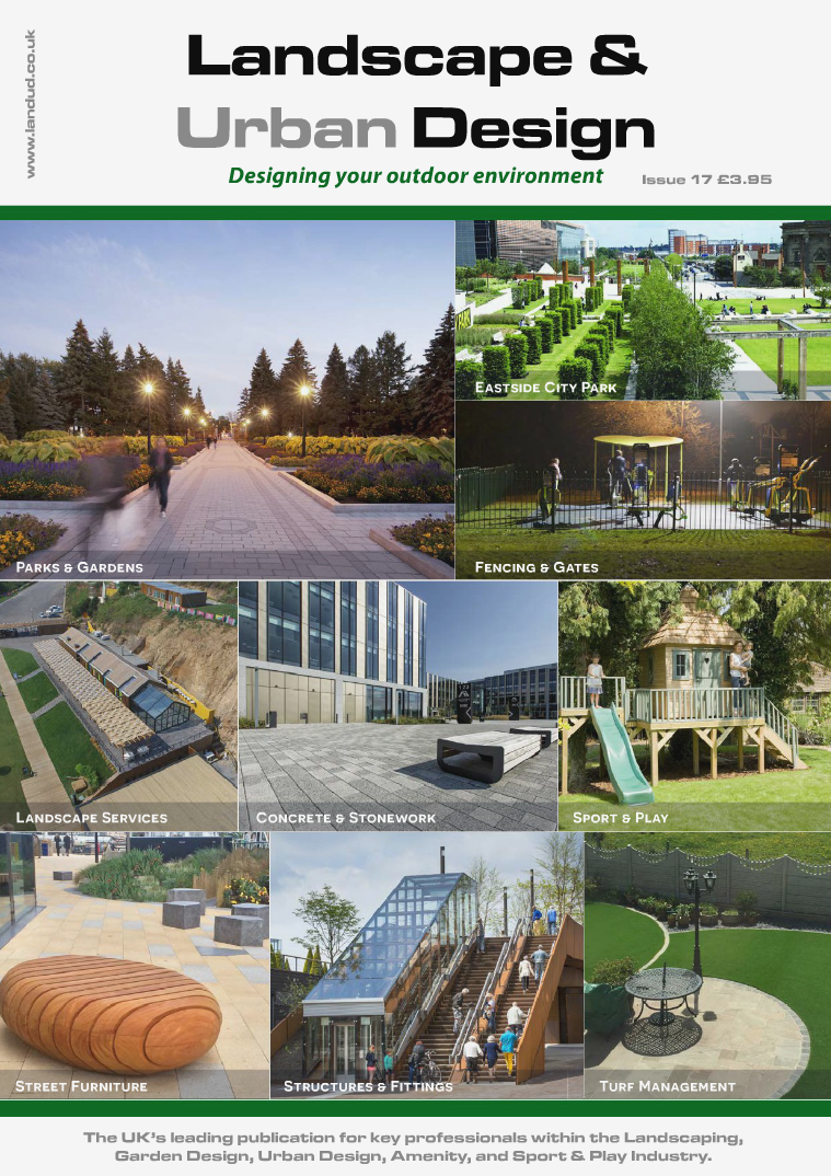 Landscape & Urban Design Issue 17 2016