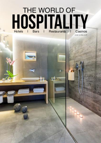 The World Of Hospitality Issue 14 2016