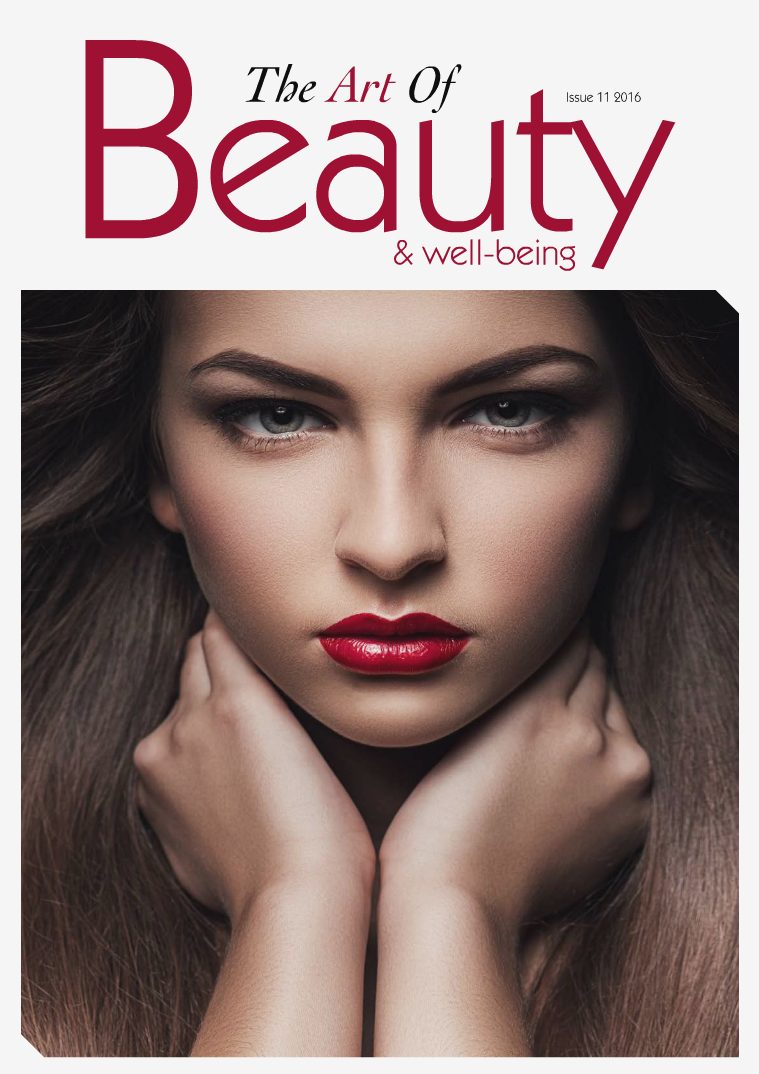 The Art Of Beauty & Well-being Issue 11 2016