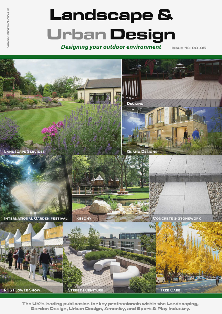 Landscape & Urban Design Issue 18 2016