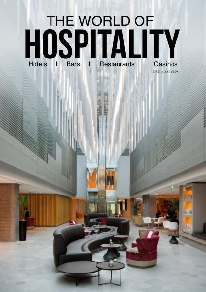 The World Of Hospitality Issue 16 2016
