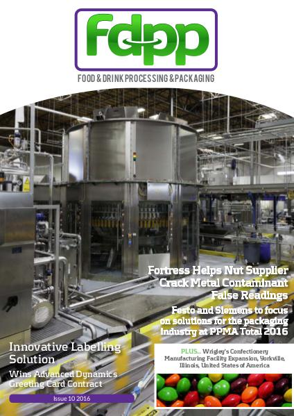 Food & Drink Process & Packaging Issue 10 2016