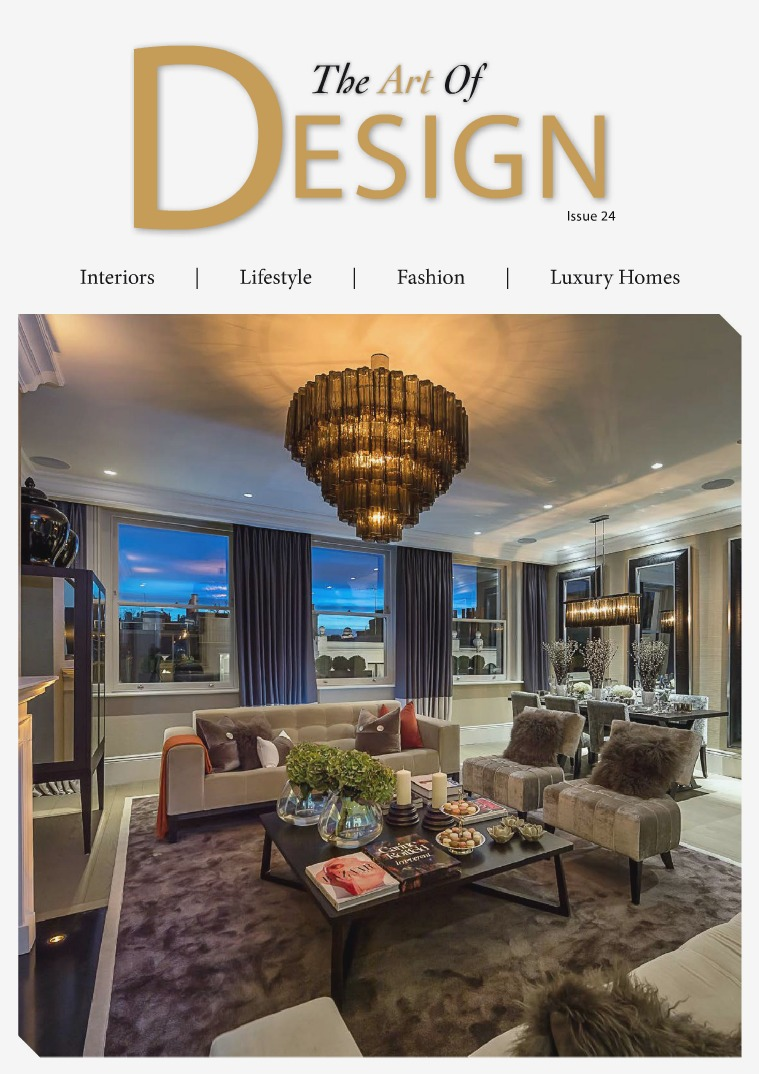 The Art Of Design Issue 24 2017