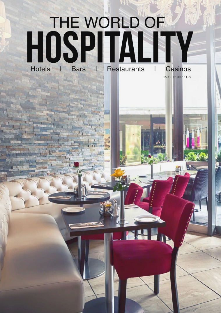 The World of Hospitality Issue 19 2017
