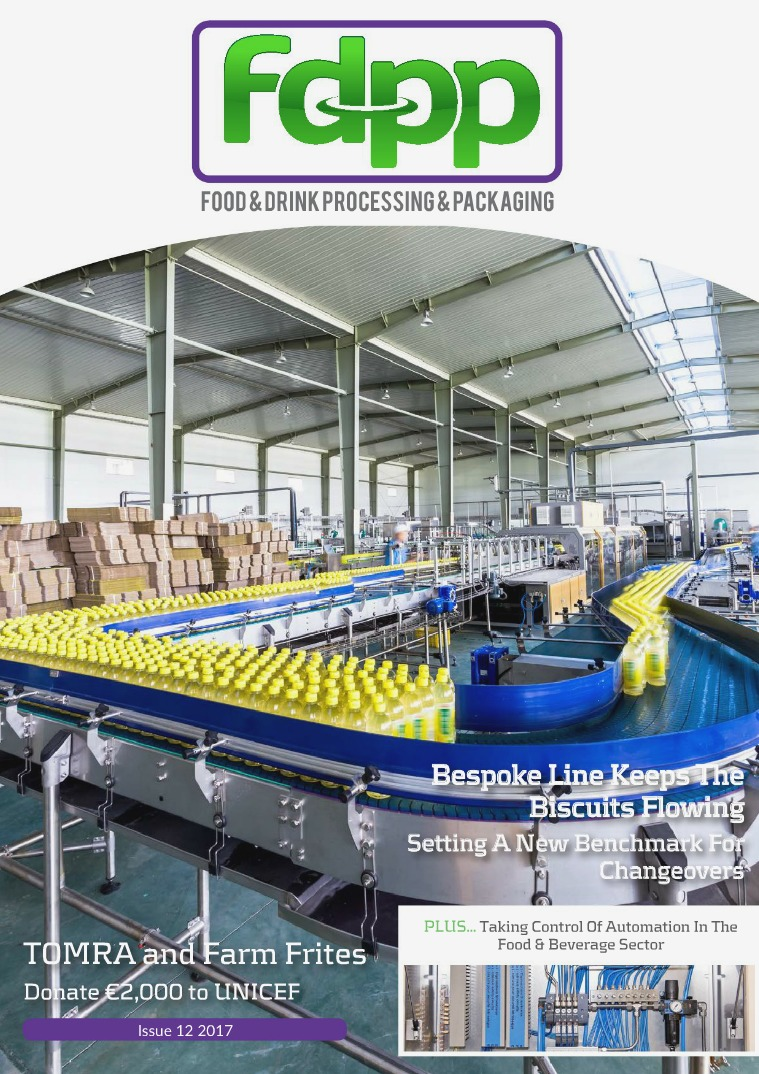 Food & Drink Process & Packaging Issue 12 2017