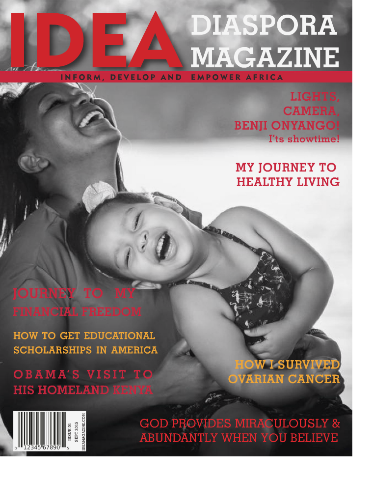 IDEA MAGAZINE September-November 2015