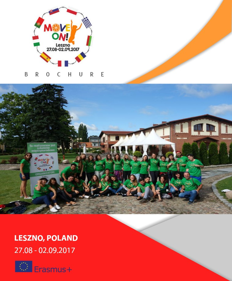 Move On! Training Course Inclusion of youth through sport