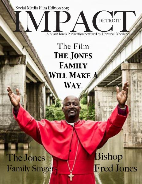 Impact Detroit Magazine Impact Detroit Magazine May  2015