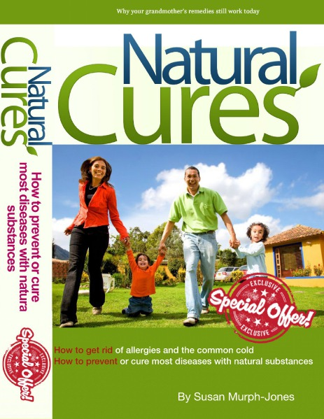 Natural Cures Do You Suffer From The Common Cold, Hair Loss, Erectile Natural Cures