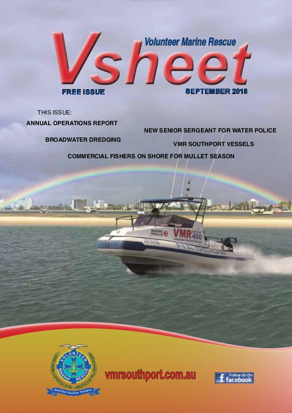 V-Sheet Vsheet September  2018