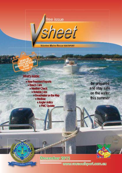 V-Sheet December 2012
