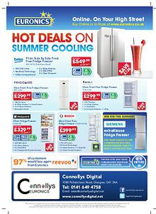 Hot Deals on Summer Cooling