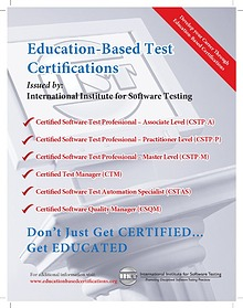 IIST - Software Testing Training Brochure