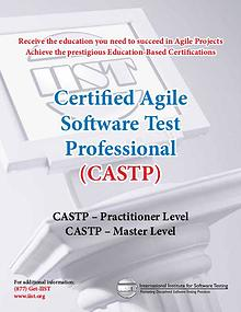 IIST - Software Testing Training - Agile Brochure