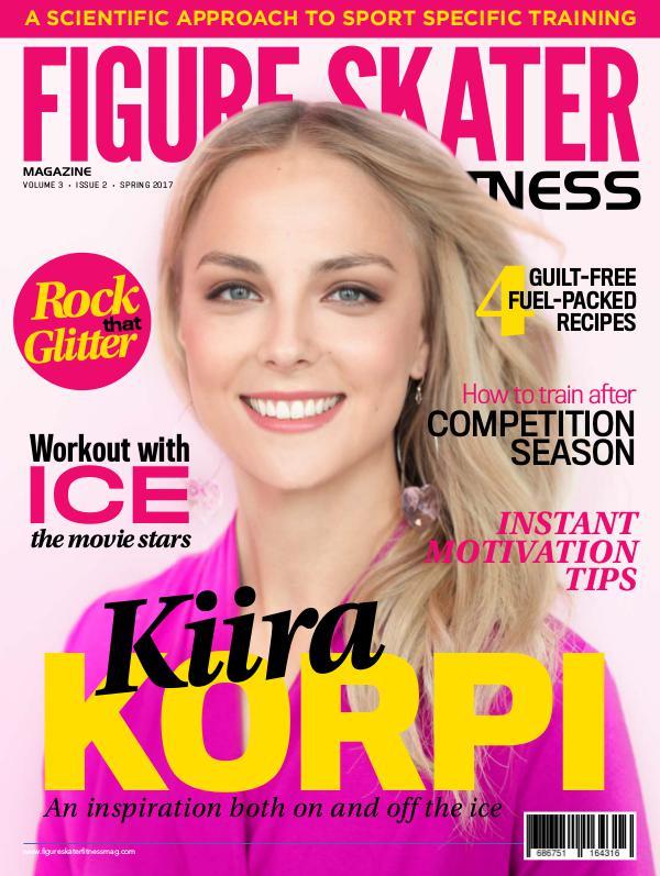 Figure Skater Fitness Magazine SPRING 2017