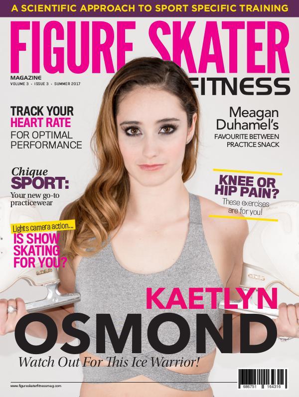 Figure Skater Fitness Magazine SUMMER 2017