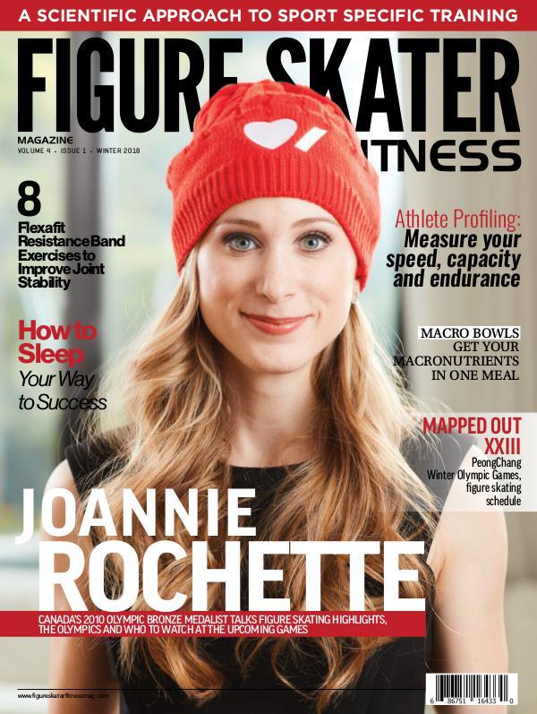 Figure Skater Fitness Magazine WINTER 2018
