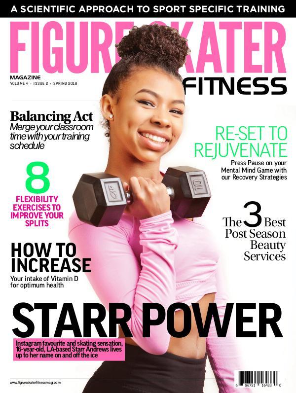Figure Skater Fitness Magazine SPRING 2018