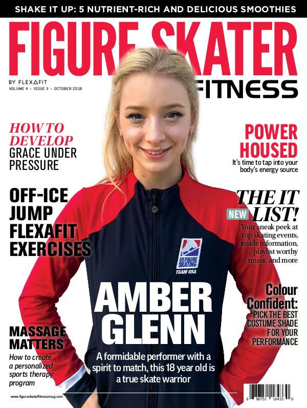 Figure Skater Fitness Magazine FALL 2018