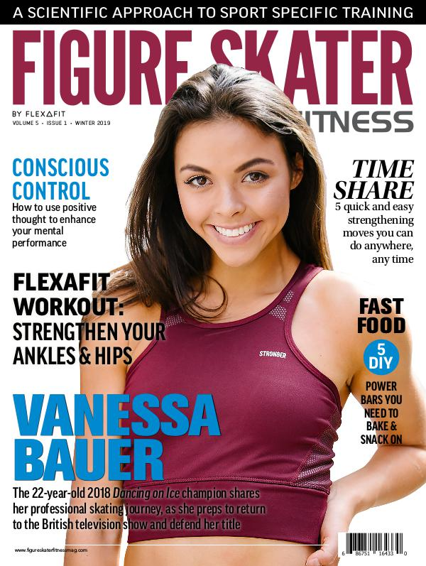 Figure Skater Fitness Magazine WINTER 2019