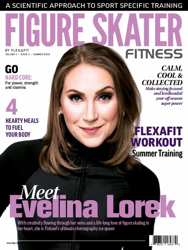Figure Skater Fitness Magazine SUMMER 2019