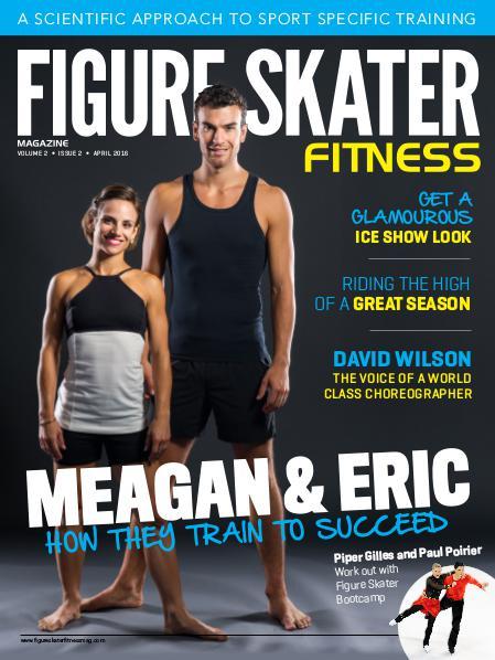 Figure Skater Fitness Magazine April 2016