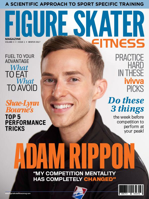 Figure Skater Fitness Magazine WINTER 2017