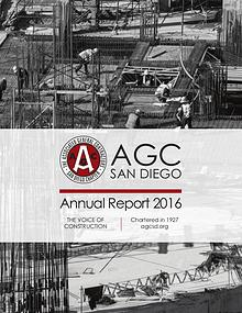 AGC San Diego Annual Report 2016