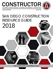 AGC San Diego CONSTRUCTOR - 2018 Resource Guide
