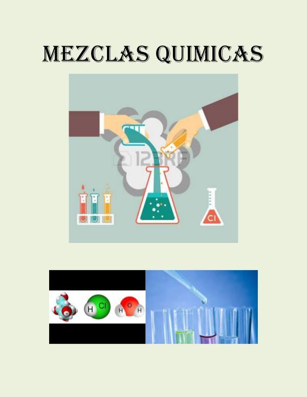 Mezclas 1 MEZCLAS