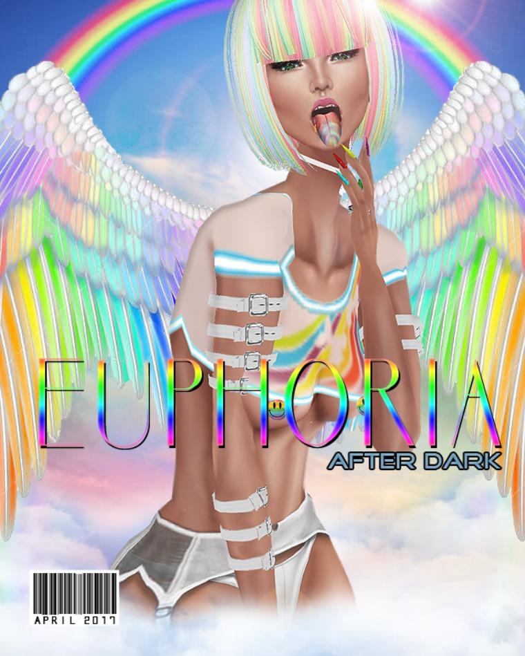 Euphoria Fashion Magazine EAD April 2017