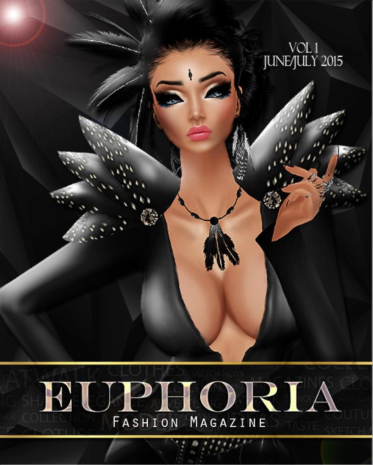 Euphoria Fashion Magazine June/July 2015