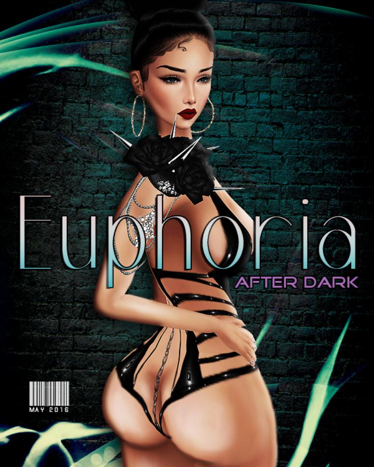 Euphoria Fashion Magazine EAD May 2016