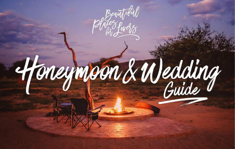 """Honeymoon & Wedding Guide"" 11/16"