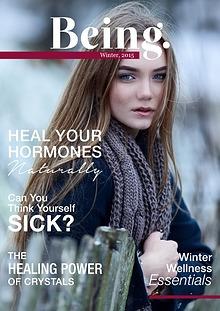 Being Magazine - Winter 2015
