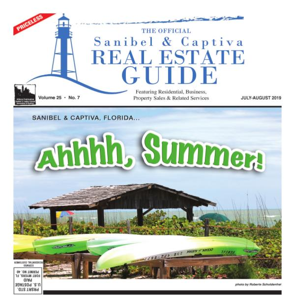 Real Estate Guide RE guide July 2019
