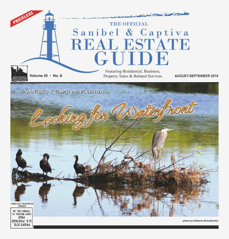 Real Estate Guide RE guide August 2019